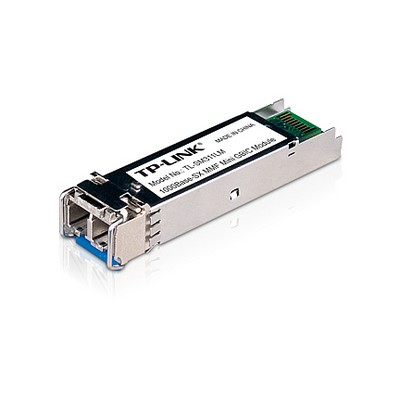 TP-Link SFP TL-SM311LM Gigabit SFP module, Multi-mode, MiniGBIC, LC interface, Up to 550/275m distan